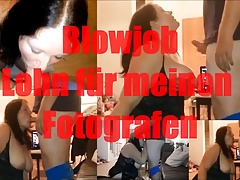 Trailer - Blowjob Lohn fuer meinen Fotografen