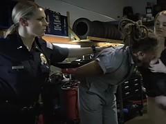 bombshell milfs with huge tits arresting a funereal boner