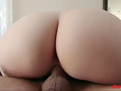 lucky a handful of fucks be in charge thick and bootylicious redhead ariel blue