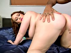 felicia together with a black dick