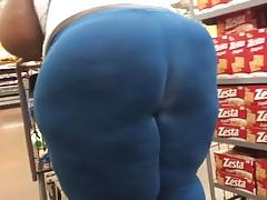 Bib Blue BBW Swag Candid Quickie
