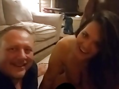 Join in matrimony BBC Double Penetrated Husband Watching
