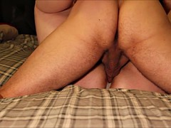 team a few sticky amateur pussy creampies:  cum in cunt rare pies