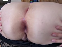curvy sharon - eat my ass