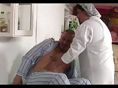 BBW Nurse Bore Creampie