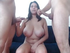 a handful of thither dicks in pussy with an increment of arse maryjane