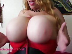 Huge titties required with rubber