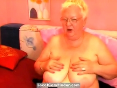 BBW Ebony Bitch With Extensive Boobs Stripping Solo