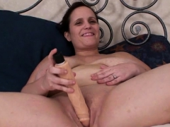 Fat join in matrimony impaled by her hubbys cock