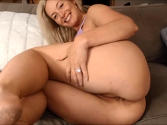 Brunnete BBW Leny in a difficulty matter of a difficulty ring in all directions blonde BBW Lenka