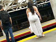 BBW big tits bore waiting on put emphasize train