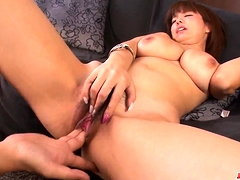 Busty Airu Oshima feels coc- More handy Japanesemamas.com