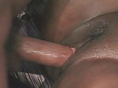 EBONY BBWS' LOVE THE TASTE OF CUM(THE CHOCOLATE FACTORY#6)