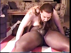 PAWG Riding Her Hubby's BBC