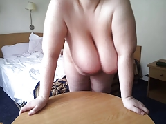 Huge BBW Boobs