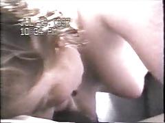 big tits redhead deep throat bj