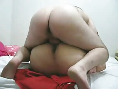 Fucking Horny Fat BBW Latina coworker gets a creampie