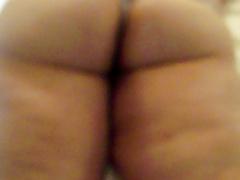 bbw wife's fat ass