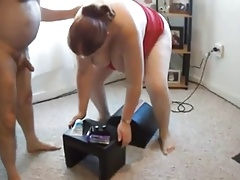 More Sybian Fun
