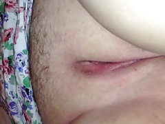 Chubby BBW Ex Playing and Orgasm