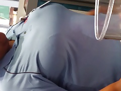 Gorgeous Black Huge Tits 2!
