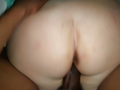 Wet Pussy Taking BBC