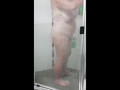 Fit together shower