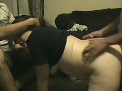 multitude his wife cum on my cock while she sucks his learn of