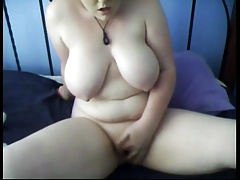 Chubby Teen friend ID card her wet pussy here the morning