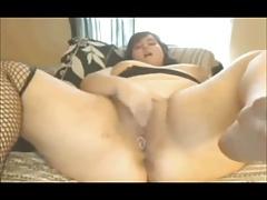 Heavy BBW GFmasturbating her delicious wet fattening pussy