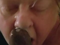 Bbw sucking accoutrement 2
