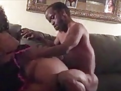 AmateurHorny.Sexy BBW fucked away from a Midget