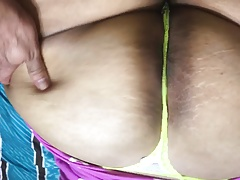 Fucking adore carrying-on in my wife chubby joyless cheeks
