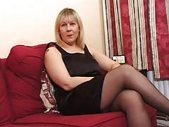British Amateur Milf Toni - 1