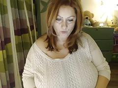 BBW webcam huge boobs