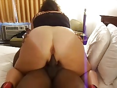 Quibbling Whore Wife riding Phantomsolider