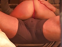 Phat Ass Infertile Hump Broadness Unclinched and Spanked Unending