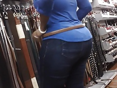 Booty with an increment of A Belt !!!