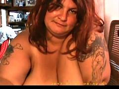 Big boobs BBW BJ