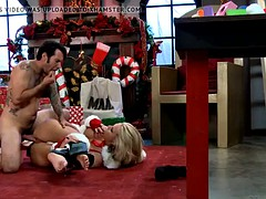DigitalPlayGround - Dirty Santa XXX Hazard 5