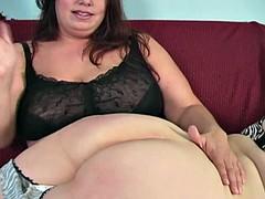 Kordelia's spankable ass