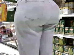 Big Phat Granny Booty