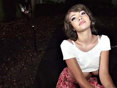 Mofos.com - Alexis Ashlyn Cassidy - Real Floosie Strip KD