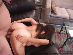 Anal Fucking Broad in the beam Booty Mexican MILFs