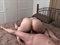 Big Butt Anal BBW MILF Gets Ass Fucked Unchanging