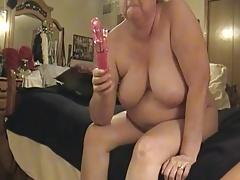 Kim masturbating. She gets loud.....