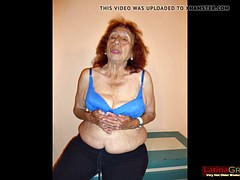 latinagranny obese amateur latin granny slideshow