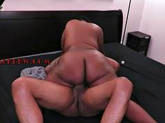 soft thick contraband matre ebony