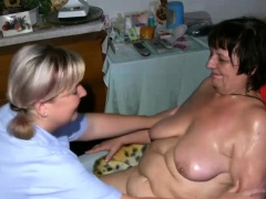 BBW grannies having fun