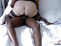 AgedLovE Lacey Starr XXL Size Granny Hardcore Sexual intercourse